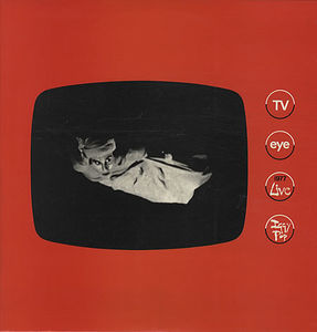 Iggy Pop: TV Eye Live