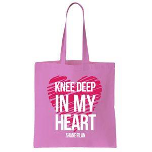 Shane Filan: Shane Filan Heart Tote Bag