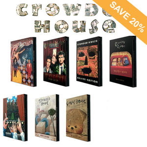 Crowded House: Crowded House CD Deluxe Edition Bundle