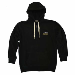 Queen The Studio Experience: Sudadera de capucha con cremallera The Studio Experience de Queen