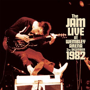 The Jam: Live At Wembley Arena - Exclusive Pressing