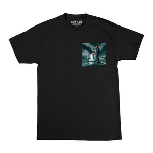 Lady Gaga: The Cure Black Short Sleeve T-Shirt