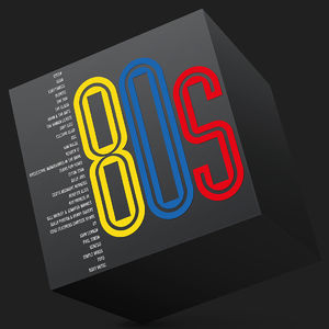 Various Artists: 80's 2LP Vinyl