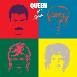 Queen: Hot Space (édition remasterisée standard)