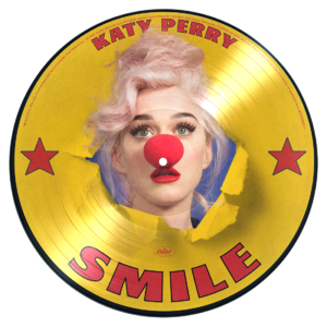 Katy Perry: Smile: Exclusive Picture Disc Vinyl