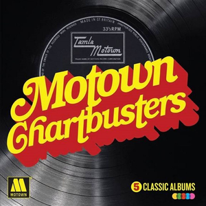 Various Artists: Motown Chartbusters (5 Classic Albums)