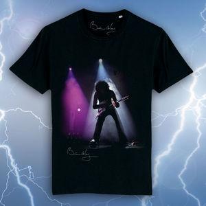 Brian May: Brian 'Live' T-Shirt
