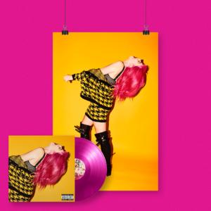 Girli: LP & Print Bundle (Signed)