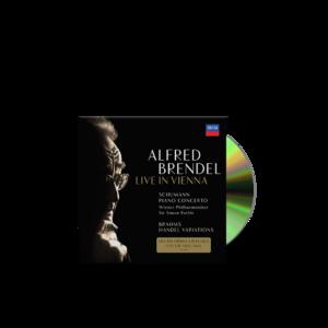Alfred  Brendel: Alfred Brendel: Live In Vienna