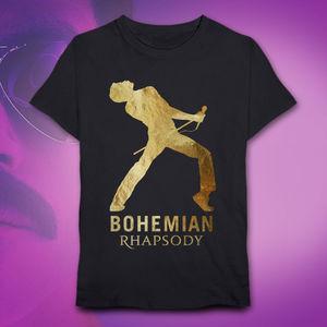 Queen: Bohemian Rhapsody Foil Print