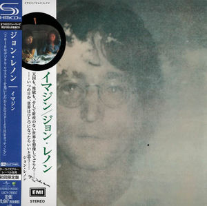 John Lennon: Imagine: SHM-CD