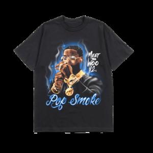 Pop Smoke: MEET THE WOO 2 T-SHIRT I