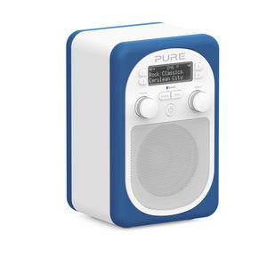 Pure: Evoke D2 Mio with Bluetooth (Cerulean) - EU