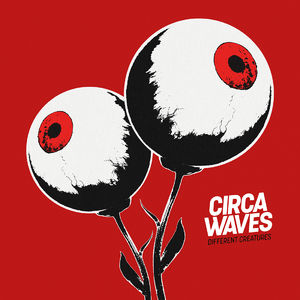 Circa Waves: Different Creatures CD/DVD