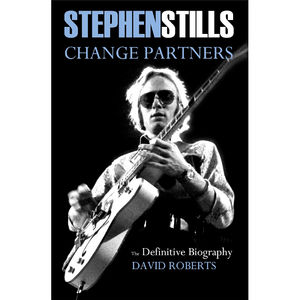 Music Sales: Stephen Stills - Change Partners: Paperback Edition