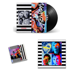 5 Seconds of Summer: Youngblood LP Bundle