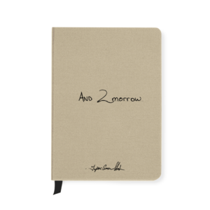 2Pac: AND 2MORROW NOTEBOOK