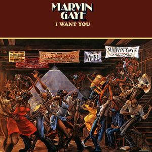Marvin Gaye: I Want You