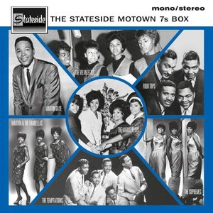 Various Artists: The Stateside Motown 7s Vinyl Box
