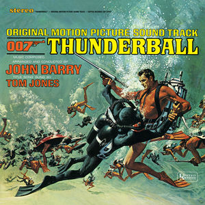 Various Artists: Thunderball