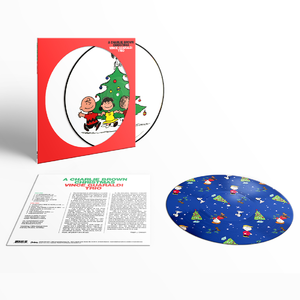 Vince Guaraldi Trio: A Charlie Brown Christmas: Exclusive Picture Disc