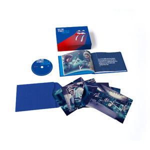 The Rolling Stones: Blue & Lonesome Deluxe CD Boxset