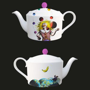 Queen: Queen Archive Edition: Innuendo Bone China Tea Pot