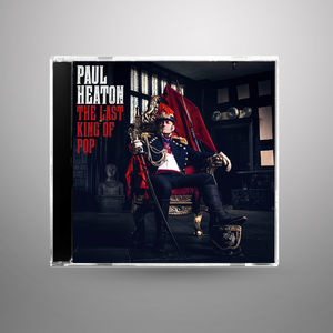 Paul Heaton: The Last King Of Pop Signed CD