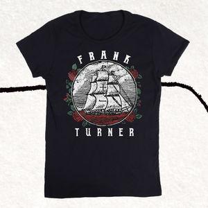Frank Turner: Ship Ladies T-Shirt