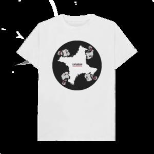 Kasabian: Velociraptor T-Shirt