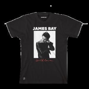 James Bay : Wild Love Tee