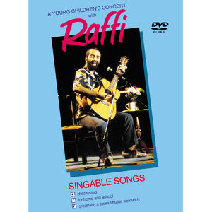 Raffi: A Young Children's Concert (DVD)