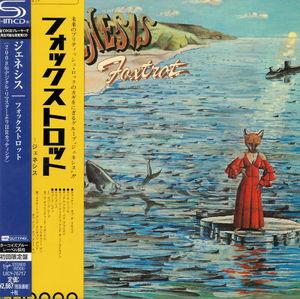 Genesis: Foxtrot: SHM-CD