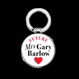 Gary Barlow: Mrs Keyring