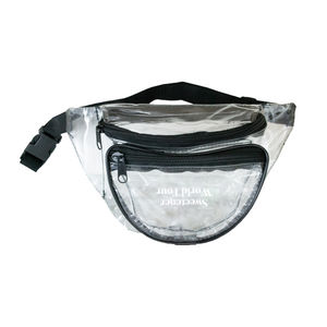 Ariana Grande: sweetener tour clear fanny pack