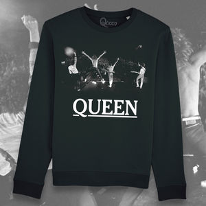 Queen: South America Live '81 Sweatshirt