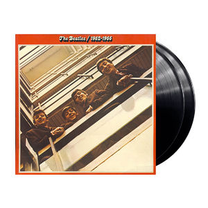 The Beatles: 1962-1966 (The Red Album) (2LP)