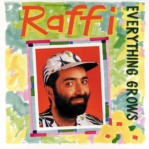 Raffi: Everything Grows (CD)