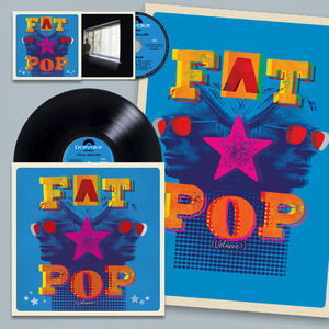 Paul Weller: Fat Pop Litho Merch Set