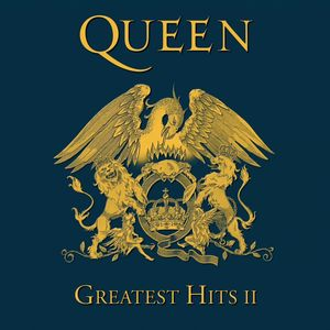 Queen: Greatest Hits II (édition remasterisée standard)