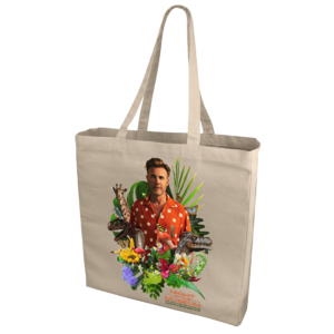 Gary Barlow: Night At The Museum Tote Bag