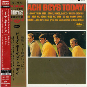 The Beach Boys: Today!: Platinum SHM-CD