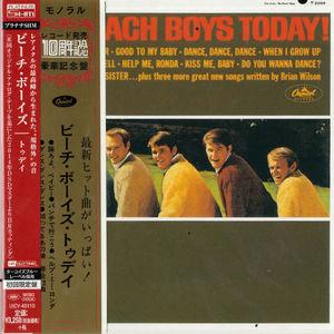 The Beach Boys: Today!: Platinum SHM-CD