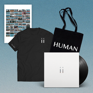 Aquilo: Signed LP + Tote + Poster + Black Shortsleeve Tee