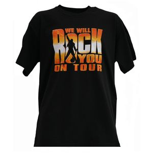 Queen: T-Shirt « We Will Rock You Tour 2011 »