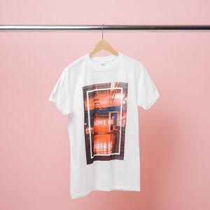 The 1975: Love Me Neon T-Shirt