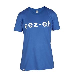 Kasabian: Eezeh T-Shirt Blue