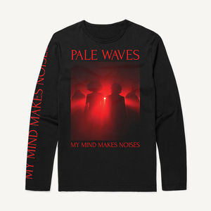 Pale Waves: My Mind Makes Noises Longsleeve T-Shirt