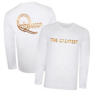 Queen: The Greatest Long Sleeve T-Shirt