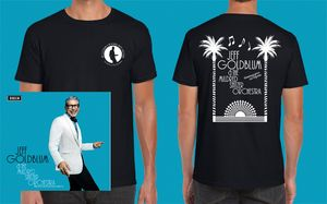 Jeff Goldblum And The Mildred Snitzer Orchestra: CD and T-shirt Bundle